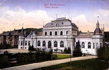 Das Casino 1916