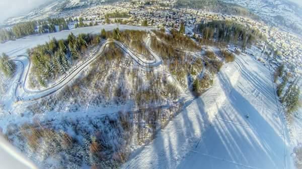 Rodelbahn Vatra Dornei_Rumänien_Rodel Austria Naturbahn_Weltmeisterschaft 2017