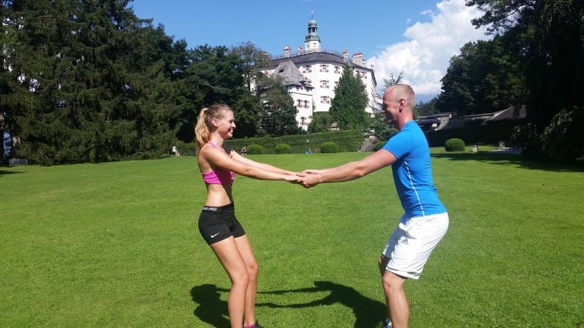 Rodel Austria_Naturbahn_Partner Workout