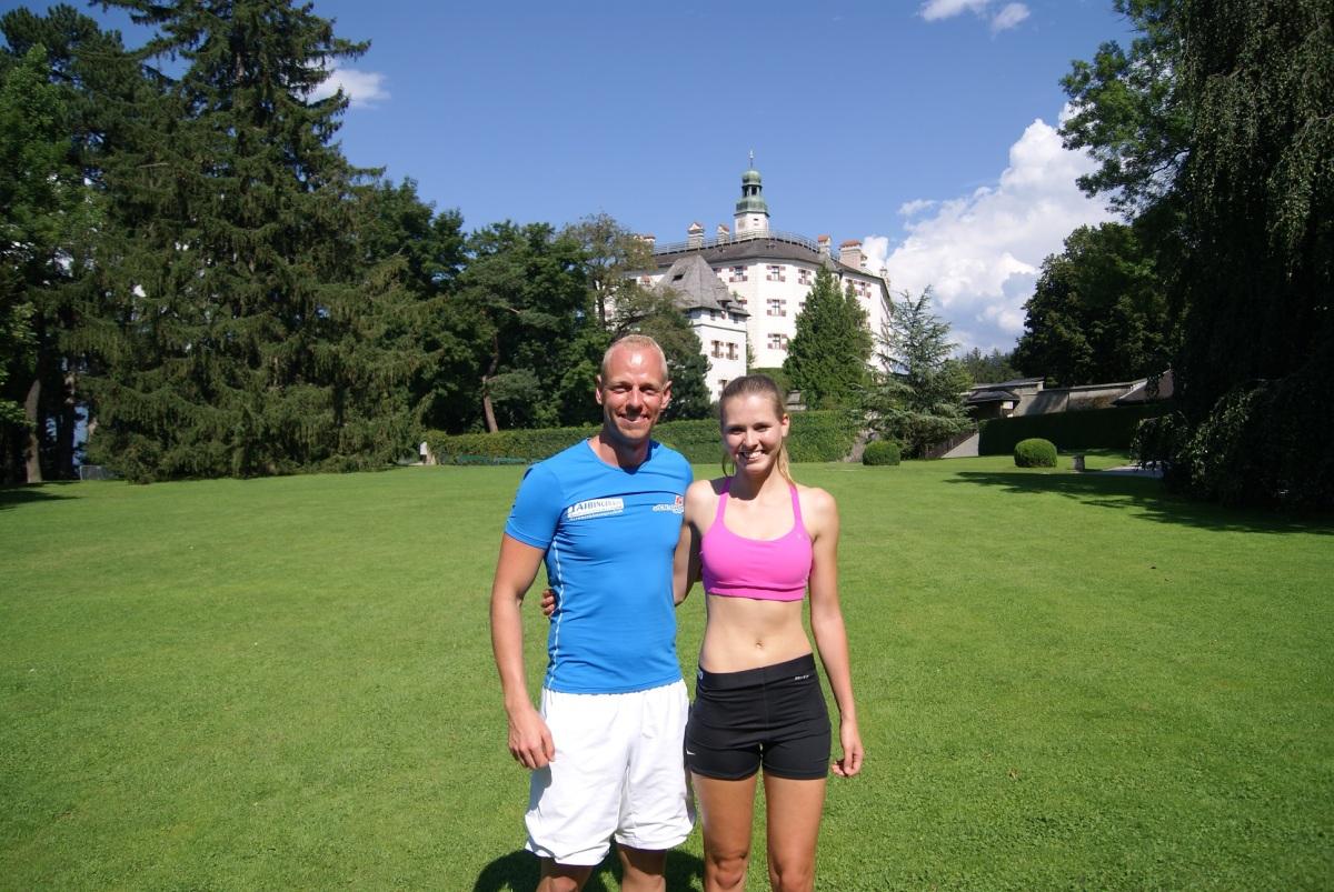 FIT mit UNS! Das Rodel-Workout gegen Nacken-und Schulterverspannungen. Teil 1