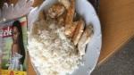 ein Teller Reis liefert die notwendige Energie für den