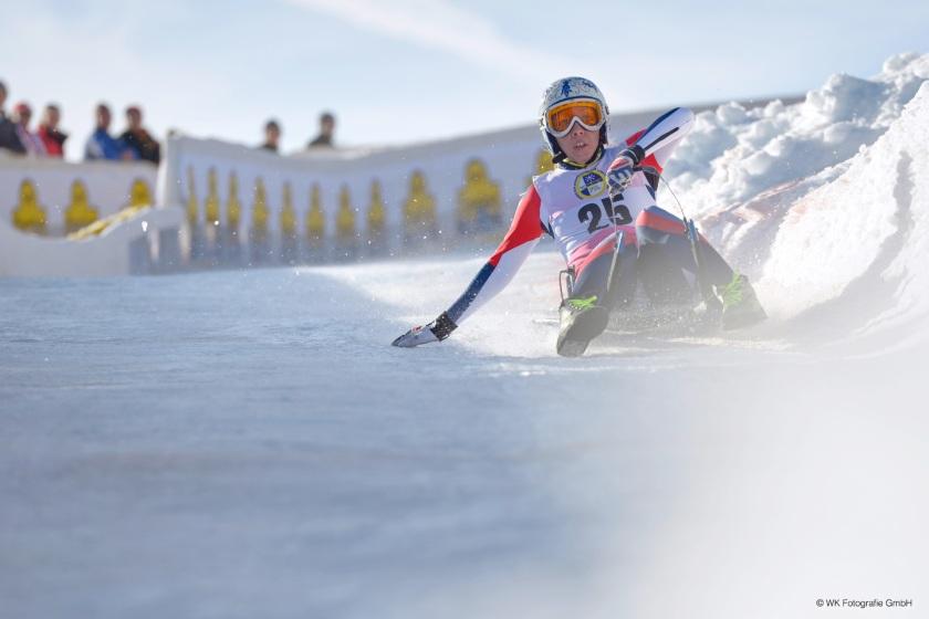 Ekaterina Lavrentjeva ist die erfolgreichste Rodlerin auf Naturbahn. Die Rennrodlerin hat bis heute insgesamt 55 Weltcupsiege eingefahren