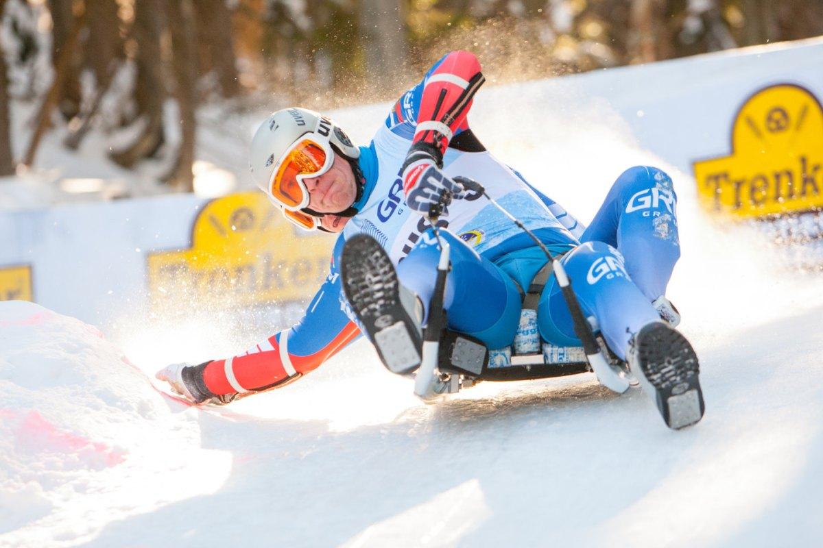 Bestenliste – Weltcup im Rennrodeln auf Naturbahn,Doppelsitzer