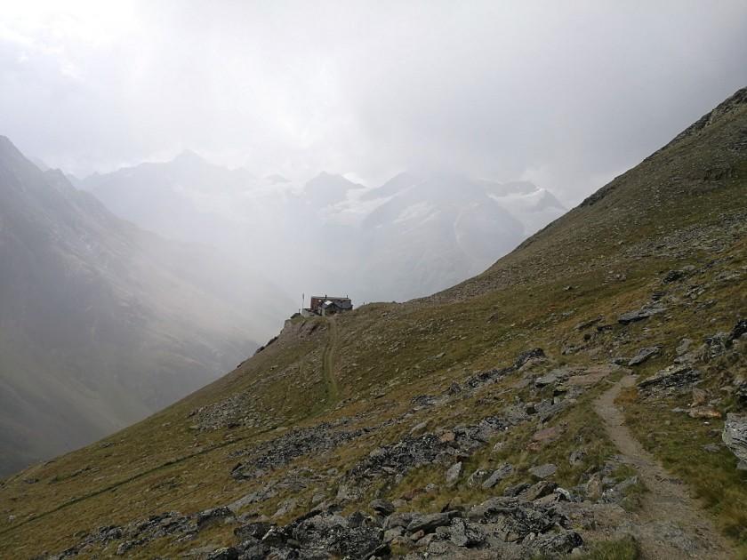 Täschhütte-Schweiz